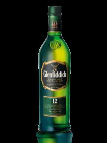 Glenfiddich Scotch Single Malt 12 years