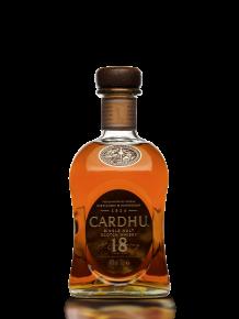 Cardhu 18years