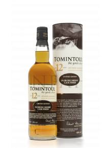 Tomintoul 12 years Sherry Cask