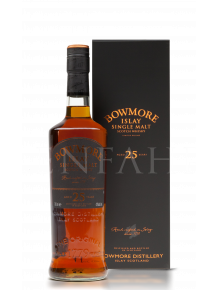 Bowmore 25years