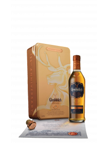 Glenfiddich Single Malt  Scotch 125th