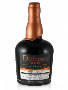 Rum Dictador Best of Vintage 1966