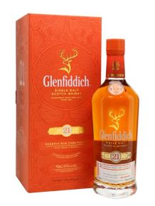 Glenfiddich 21yrs Reserva Rum Cask Finish